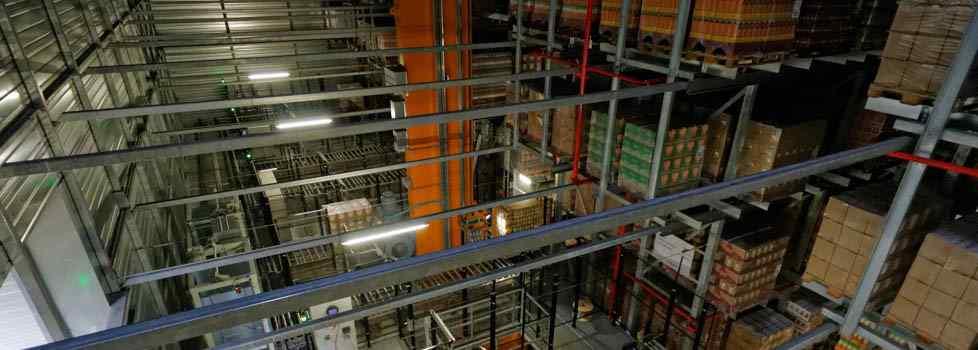 Extention batiments industriels, entreprise de gros oeuvre