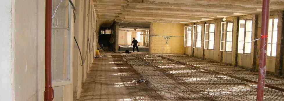 Restructuration lourde, Ouverture dans mur porteur, Entreprise de Renovation
